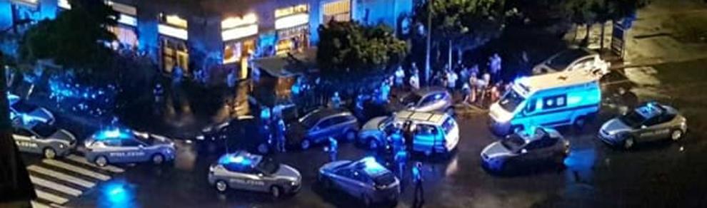 Inseguimento polizia