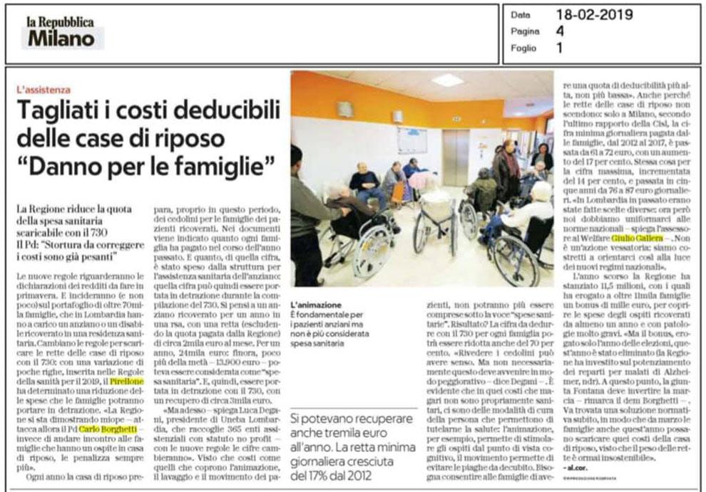 Repubblica Milano
