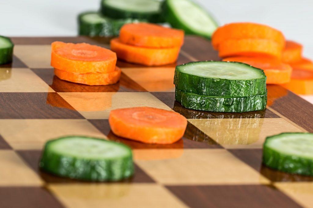 Verdure a scacchi