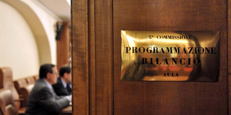 Commissione Bilancio al Senato