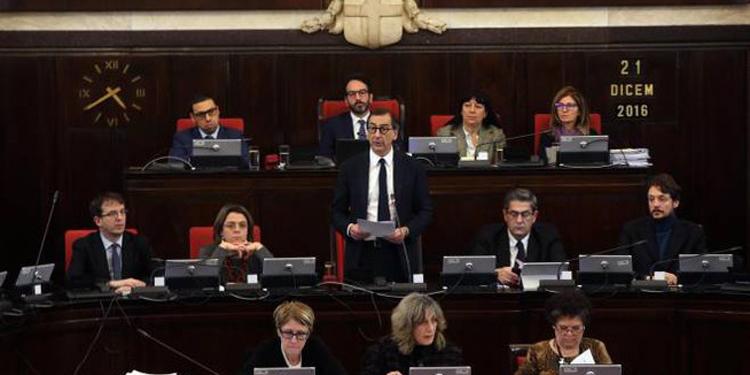 Consiglio Comunale Milano
