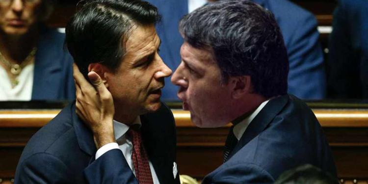 Renzi e Conte